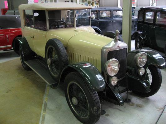 Een Impéria 7 uit 1932.