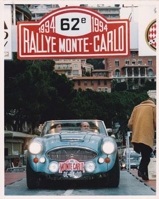 Rally Monte-Carlo 1994.