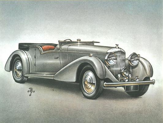 Bentley 1938