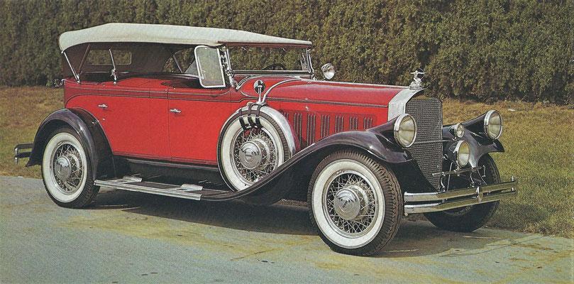 Pierce-Arrow uit 1929.