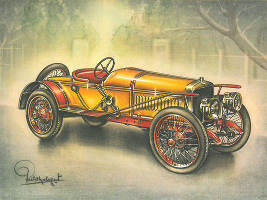 Hispano Suiza 1912