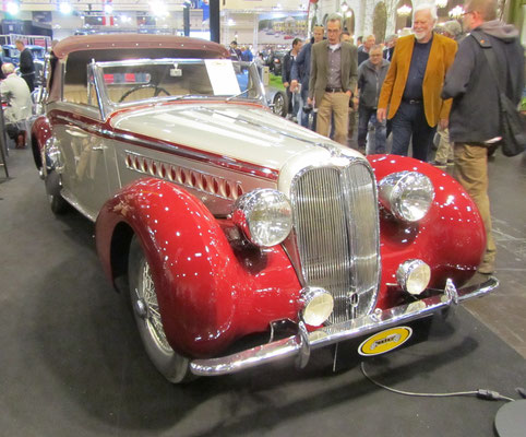 Delahaye. (Techno Classica 2015 in Essen)