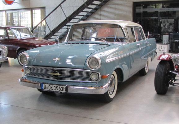 Opel Kapitän. (Classic Remise Düsseldorf)