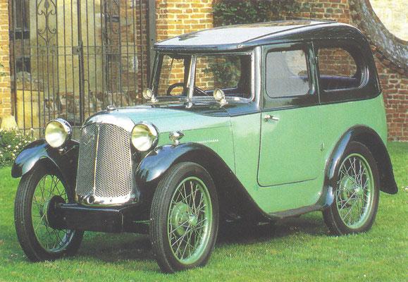 Austin Seven (1922-1938).
