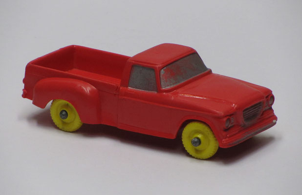 Pick-up truck, Studebaker, no.752, schaal 1:30 (1964-1978)