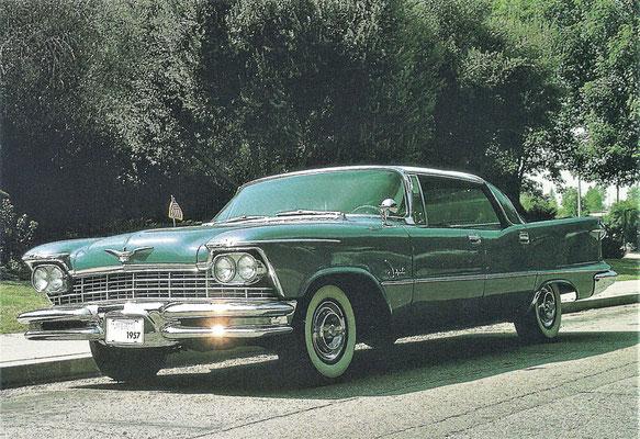 Chrysler Imperial uit 1957.