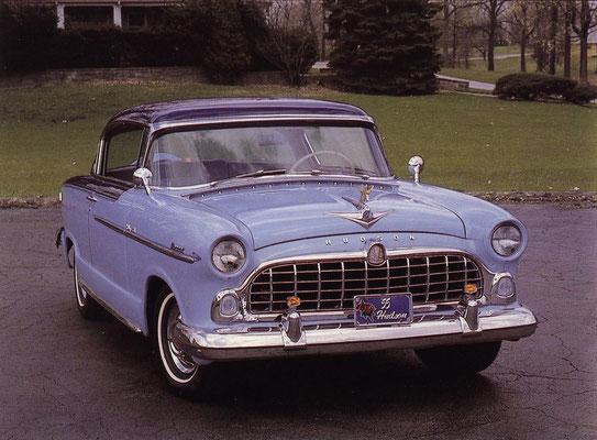 Hudson Hornet uit 1951.
