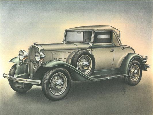 Oldsmobile 1932