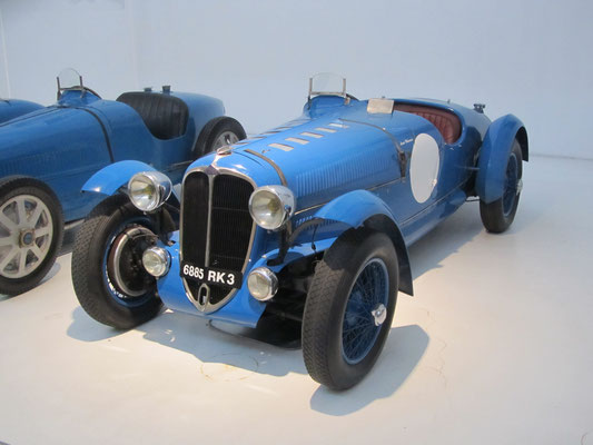 Delahaye 135 S uit 1936 (Collection Schlumpf).