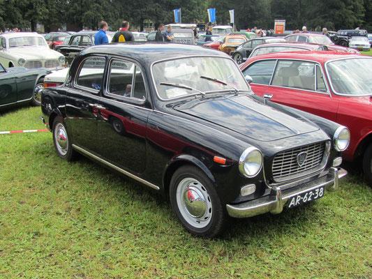 Een Lancia Appia uit 1961.