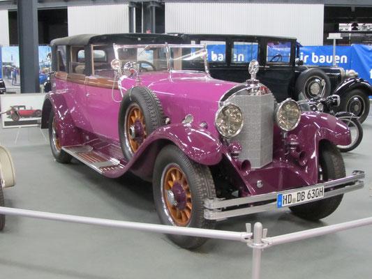 Mercedes-Benz 630 Saoutchik uit 1928. (Technik Museum Sinsheim)
