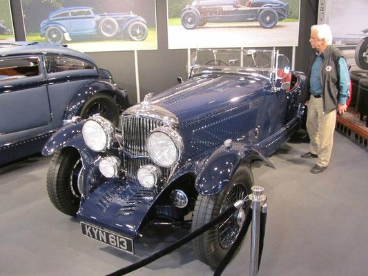 Bentley (Techno Classica in Essen)