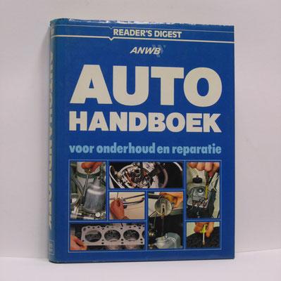 ANWB Auto Handboek voor onderhoud en reparatie. Readers Digest, 1983.