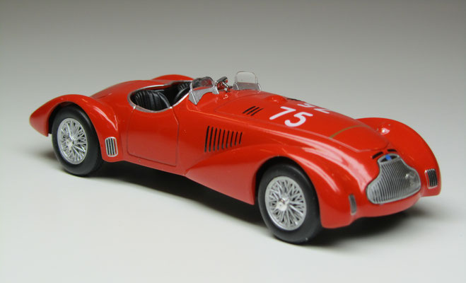 Lancia Astura MM (Mille Miglia) Sport, 1940, schaal 1:43.