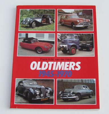 Oldtimers 1945-1970. Frank H.M. van der Heul, 1988. Dit boek is te koop, prijs € 5,00 email: automobielhistorie@gmail.com