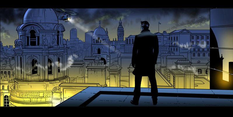 Storyboard Bond