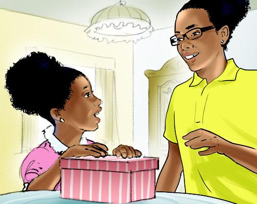Illustration 2 Schwestern