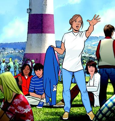 Illustration Cornwall-Abenteuer 02