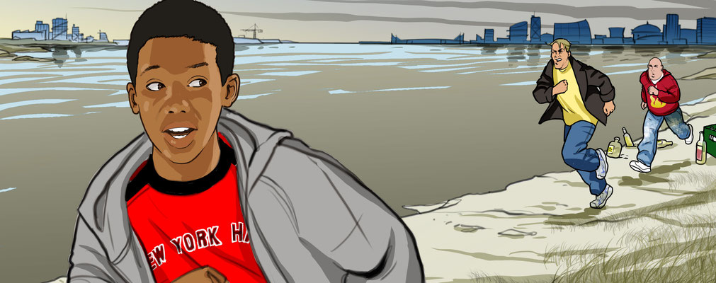 Illustration Umweltvergiftung