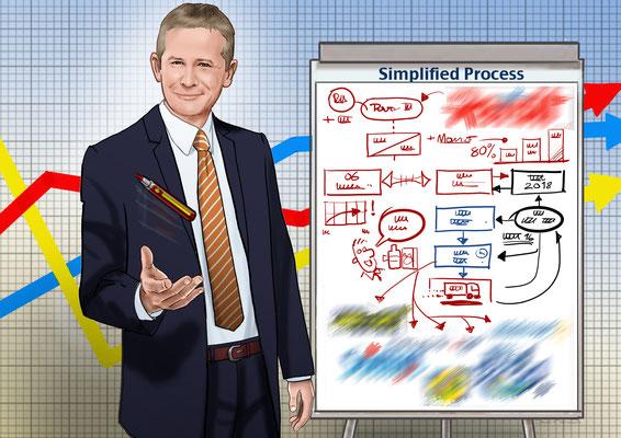 Key Visual Präsentation