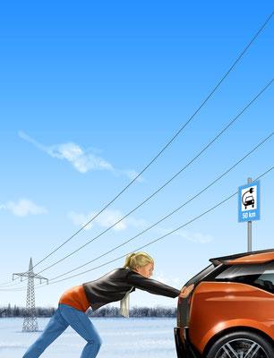 Neue Energie Magazin_Titelseite