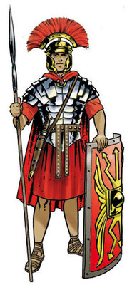 Illustration Legionär