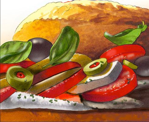Key Visual Hamburger