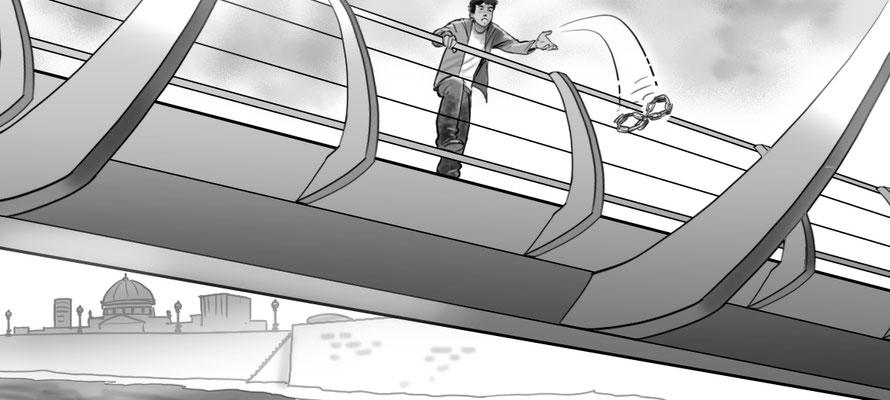 Illustration Abenteuer an der Themse 03