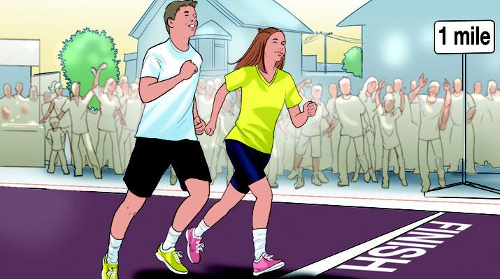 Illustration Sportfest 03