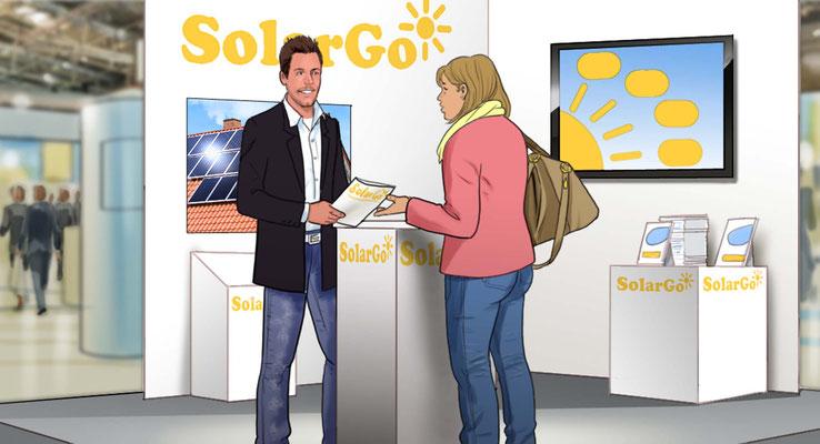 Solar Go Storyboard