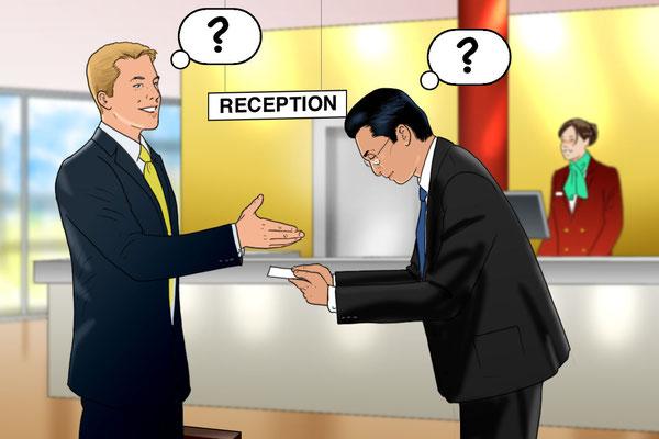Illustration kulturelle Unterschiede