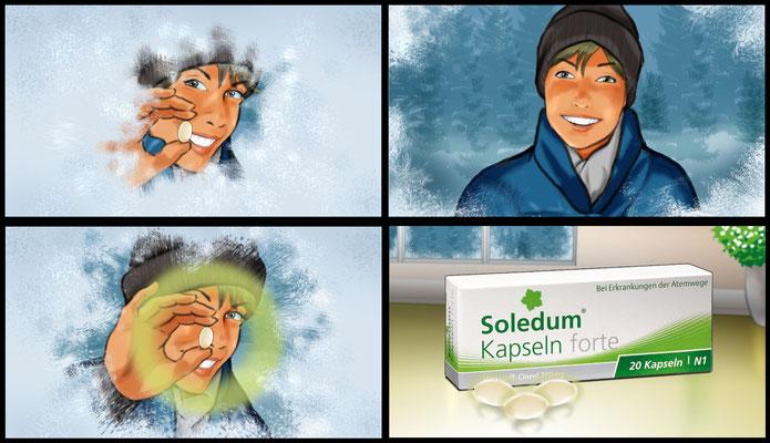 Pharma Storyboard