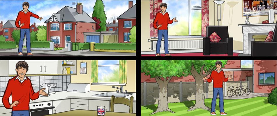 Illustration Haus