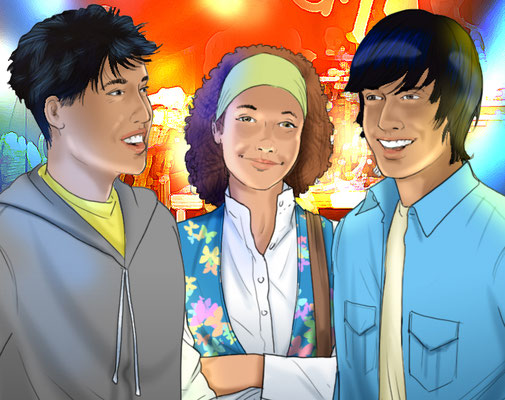 Illustration Jugendbeziehung 04