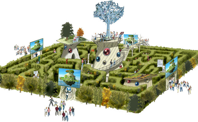 Event Key Visual_Dutch Amusement Park
