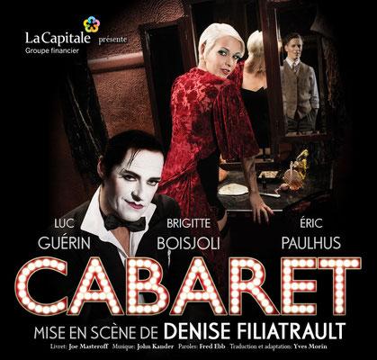 Cabaret (affiche) - Tandem (2012)