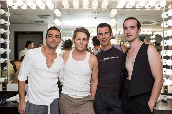 Cabaret - photo @Eric Carrière (Journal de Montréal 2013)