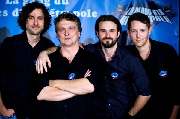 Conférence de presse - Le Blues d'la métropole (2009)