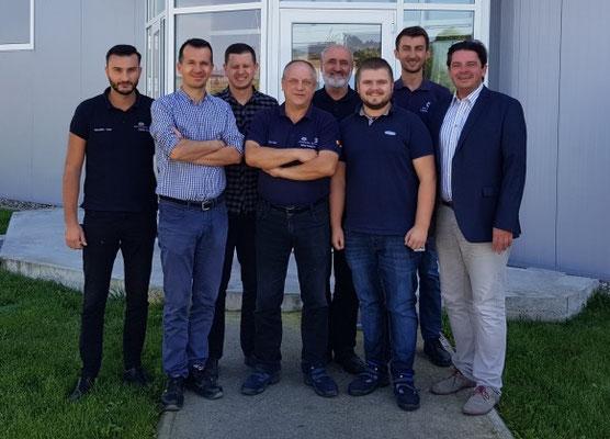 Inhouseseminar Star Transmission S.R.L (Rumänien 2018)