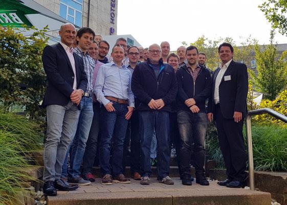 Wärmebehandlung von Stahl - Prozess- und Anlagentechnik (Dortmund 2017)