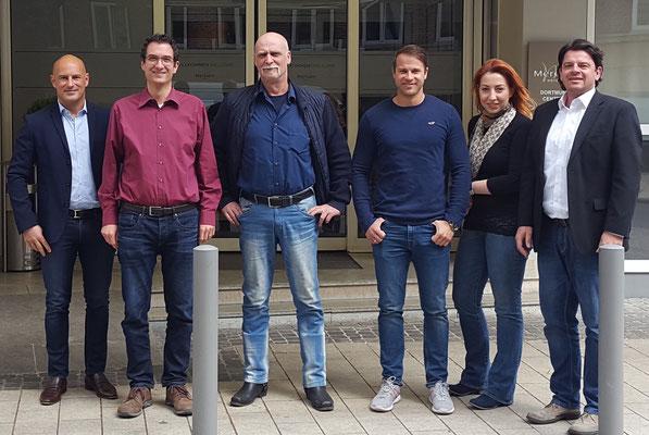 Vulkan-Seminar Vergüten (Dortmund 2017)