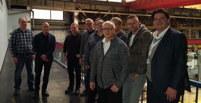 Inhouseseminar Siemens Duisburg (November 2016)
