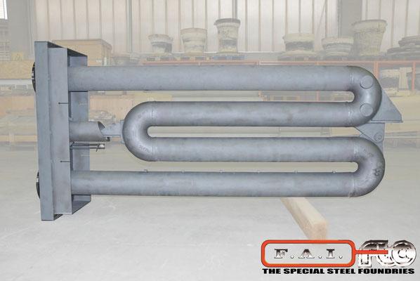 Strahlrohr für Gasbrenner