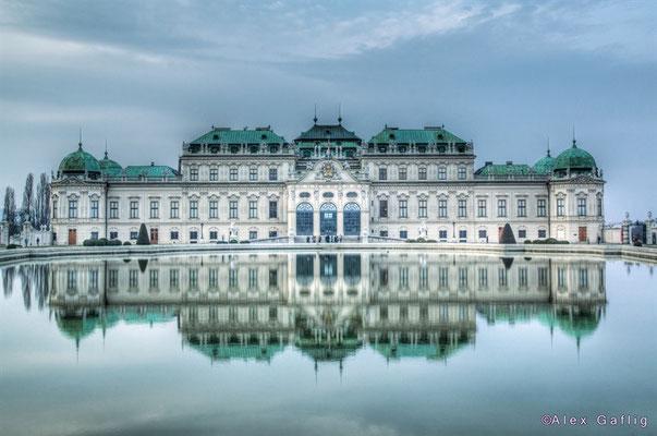 Castle Belvedere, Vienna