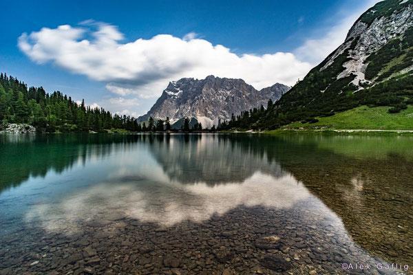 Seebensee, Alps