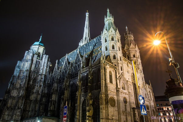 Vienna St. Stephans Cathedral