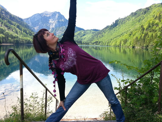 Yoga mit Birgit Söllinger-Markanovic