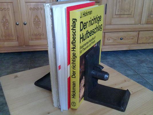 Geschmiedete Buchständer