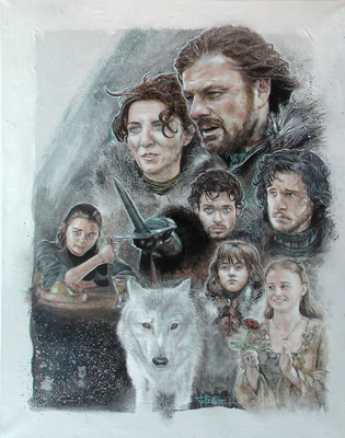 Game of Thrones - House Stark