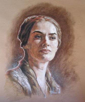 Cercei Lannister - Lena Headey